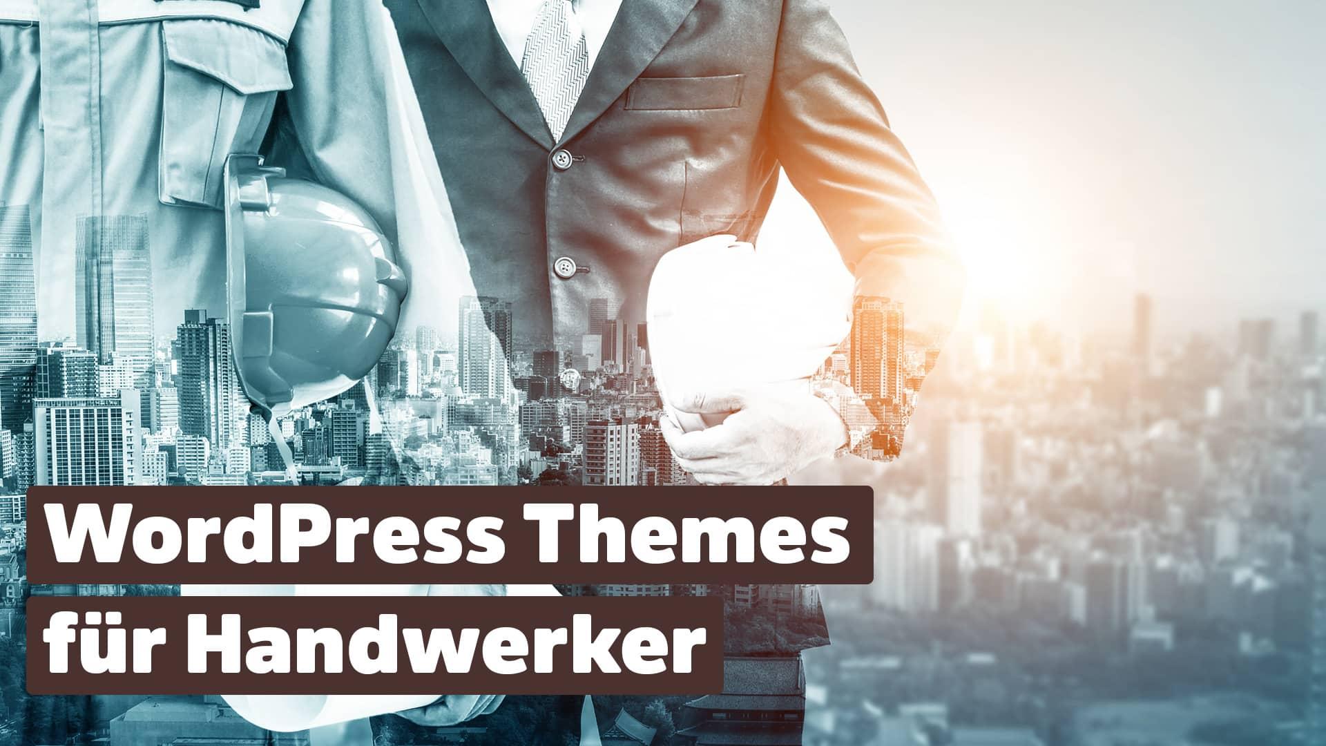 WordPress Themes Handwerker