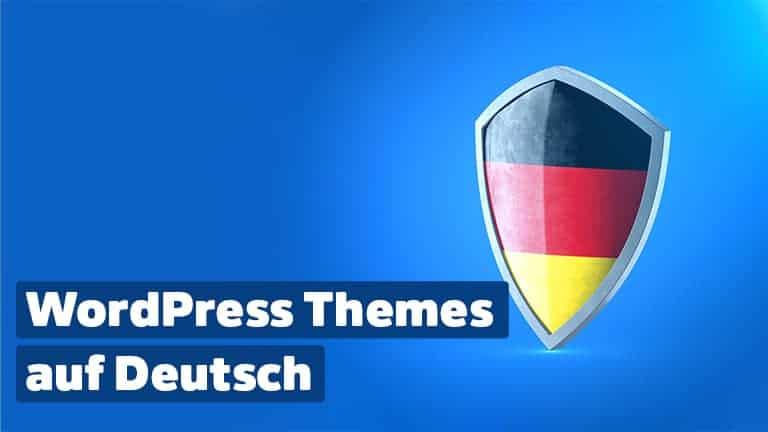 WordPress Themes Deutsch